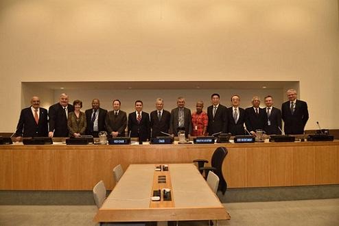 International Civil Service Commission (ICSC)