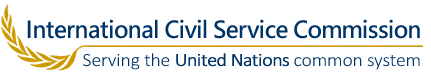 Internation Civil Service Commission - Serving the United Nations Common System